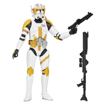 Star Wars Black Series  Clone Commander Cody 6 Inch Figure ()