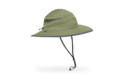 Sunday Afternoons Womens Quest Hat, Olive/Gray, One Size