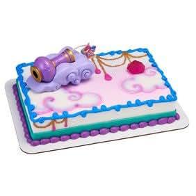 Amazon.com: SHIMMER AND SHINE IT'S MAGIC! CAKE DECORATING SET ...