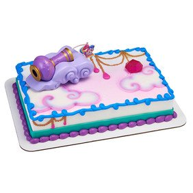 Amazoncom Shimmer And Shine Its Magic Cake Decorating Set