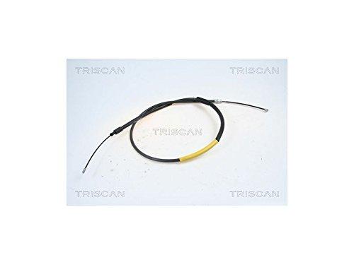 freno de estacionamiento Triscan 8140 28158 Cable de accionamiento