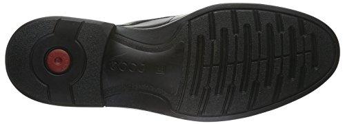 Scarpe Stringate 1001 Uomo Nero ECCO Black Harold Zvaq6q