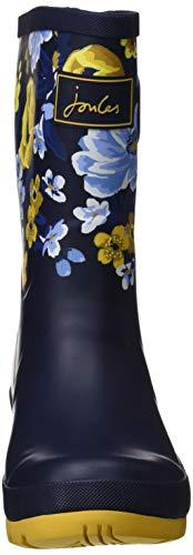 Botas Botanical navy De Agua Welly Navbotan Joules Molly Azul Mujer Para zqxEpBnR