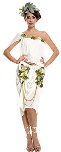 ToBeInStyle Women's Sexy Goddess - SM (Greek God And Goddess Costume)