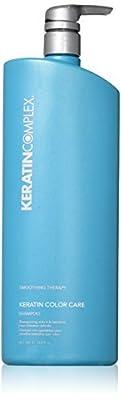 Keratin Complex Color Care Shampoo Keratin Complex Shampoo Unisex 33.8 oz