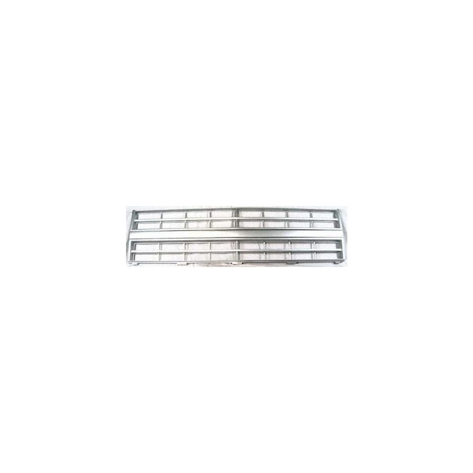85 87 CHEVY CHEVROLET FULL SIZE PICKUP fullsize GRILLE TRUCK, Without Molding, Painted (1985 85 1986 86 1987 87) 6725 15554910