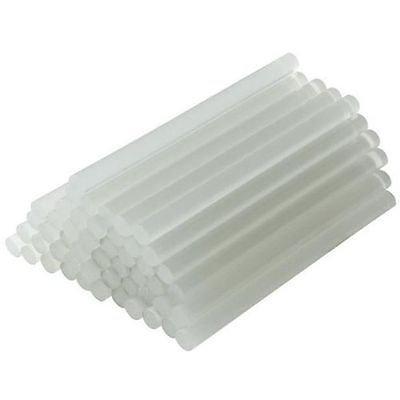 "60 Hot Melt Mini Glue Gun Stick 0.27 x 4"" Clear White Wholesale Lot (7x100mm) from Simply Silver"