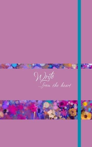 Write Journal (Orchid): ...from the heart (Imitation Orchids)