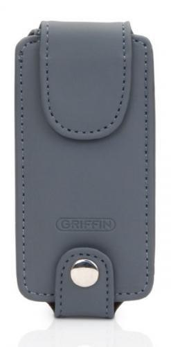 Griffin trio BLACK  Leather Case for nano NEW