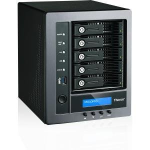Thecus 5 Bay I NAS with Mini UPS (N5810PRO)