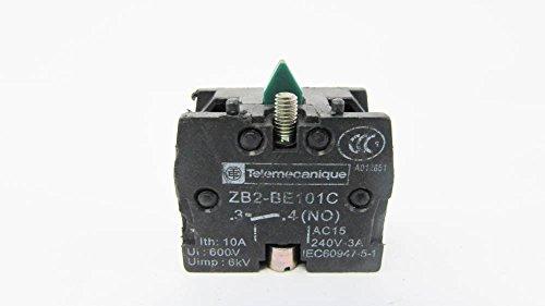 (Telemecanique Push Button Contact Block 1NO ZB2-BE101C)