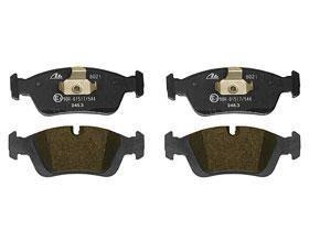 BMW e36 e46 e85 Brake Pad Set Front CERAMIC Textar Epad friction pads