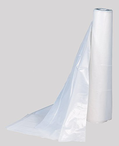 10' Polyethylene Plastic Bags - Film-Gard Polyethylene Sheeting 10' X 100' 4mil Clear