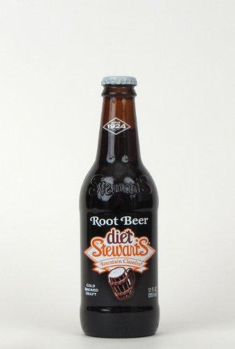 - Stewart's Root Beer Diet (6 bottles)