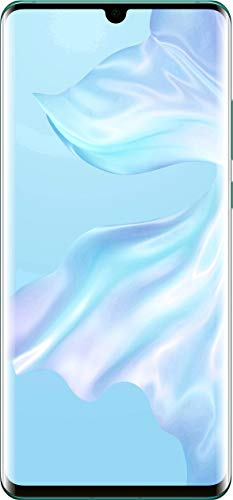 Huawei P30 Pro Dual/Hybrid-SIM 256GB VOG-L29 Factory Unlocked 4G/LTE Smartphone - International Version (Breathing Crystal)