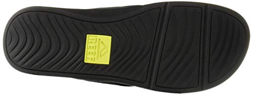 Reef Men's Ortho-Bounce Sport Sandal, Navy/Yellow, 070 M US by Reef (Image #3)