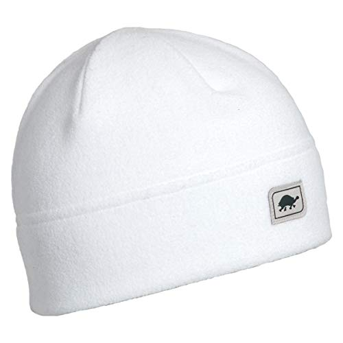 Turtle Fur Chelonia 150 Classic Fleece Multi-Season Beanie, White