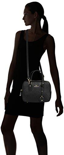 Sansibar Sansibar Chic - Bolso de mano de material sintético mujer negro - negro