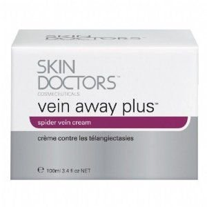 Skin Doctors Spider Vein Cream, Vein Away Plus, 3.5 oz (1...