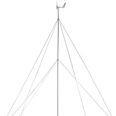 ALEKO T30 Wind Generator Tower Wind Turbine Pole 30 Ft