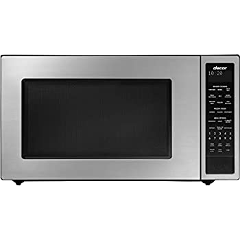 Image of Dacor DMW2420S 24' Distinctive Series Counter Top or Built-In Microwave in Stainless Steel
