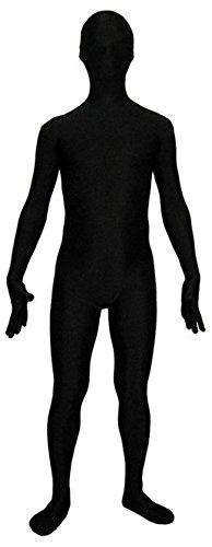 VSVO Unisex Spandex Second Skin Full Bodysuit (Medium, (Superman Second Skin Costume)