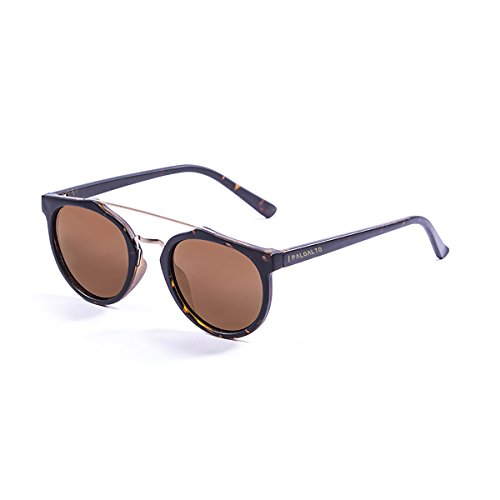 Paloalto Sunglasses P73000.1 Lunette de Soleil Mixte Adulte, Marron