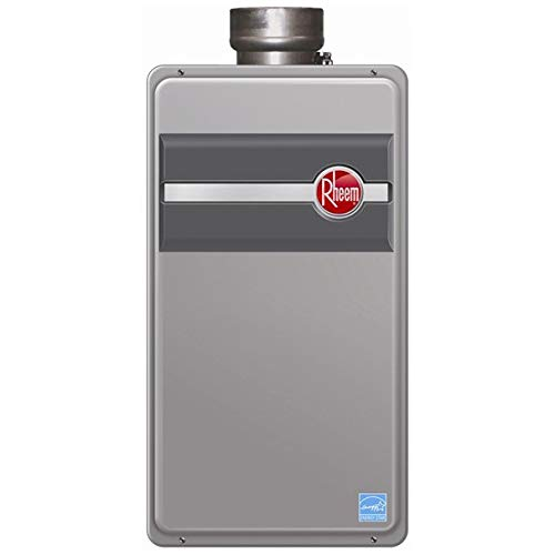 Rheem RTG-84DVP Low Nox Direct Vent Tankless Water Heater Liquid Propane Energy Star 8.4 GPM