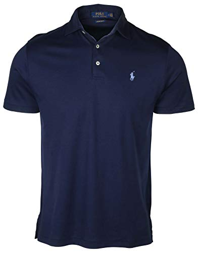 Polo RL Men's Soft Touch Custom Slim Fit Polo
