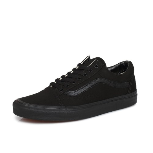 Vans Old Skool Mens Womens Black Trainers -uk 9