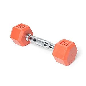 CAP Barbell Coated Hex Dumbbell