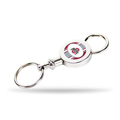(NCAA Ohio State Buckeyes Quick Release Key Chain)