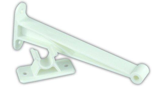 JR Products 10374 C-Clip Door Holder - 5-1/2