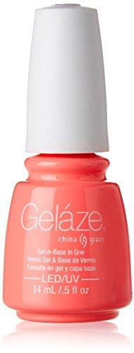 Gelaze Gel-n-Base Gel Polish Thistle Do Nicely - .5 fl oz