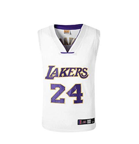 w Basketball 24 N S ° Nba Tenue Homme De Lakers Bryant Kobe Pour TXw7wHq