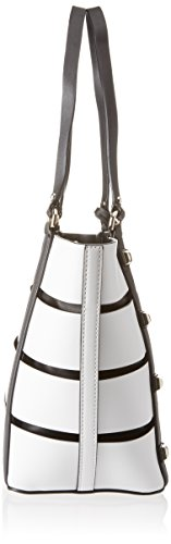 Shoppers Colores H bolsos 16x26x44 colores Hobo Multi Multi Mujer White W y GUESS x Varios Bags cm White L de hombro Varios H4nwE