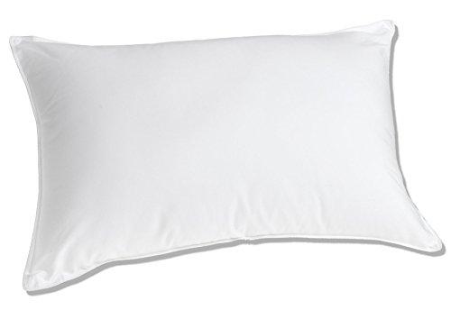 uxuredown white goose down pillow medium firm king size