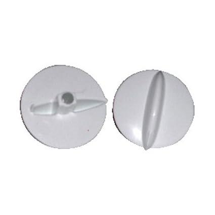 Mando microondas Moulinex blanco eje 6mm