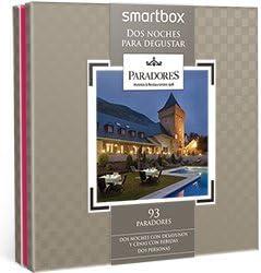 Caja Regalo Paradores Smartbox Dos Noches para Degustar: Amazon.es ...