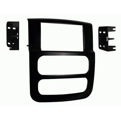 Metra 95-6522B Double DIN Stereo Install Dash Kit for Select 2002-2005 Dodge Ram by Metra