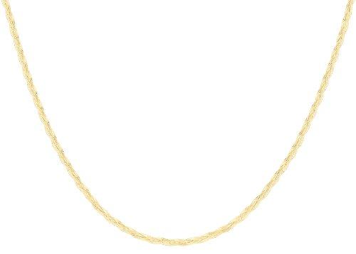 Carissima Gold - Chaîne - 1.15.9850 - Femme - Or Jaune 375/1000 (9 cts) 2.79 gr - 45 cm