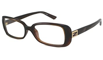 f26a4fab40 Image Unavailable. Image not available for. Color  Fendi Rx Eyeglasses ...