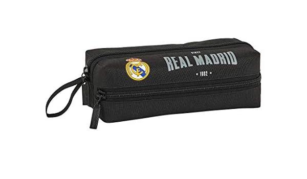 Estuche Escolar de Real Madrid: Amazon.es: Equipaje
