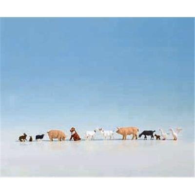 Noch 36711 Farm Animals Landscape Modelling