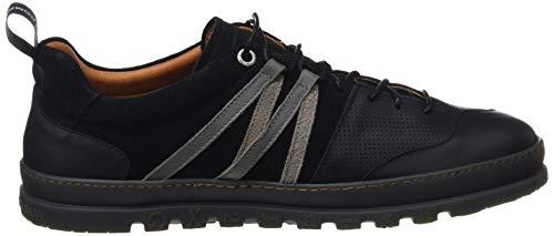 Black Art Adulto Negro Brogue Leather Black mainz Multi Zapatos black Unisex De 1522m Cordones OwrqaO