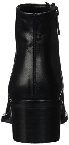 Bianco Signore Punteggiano Boot Boots (nero)