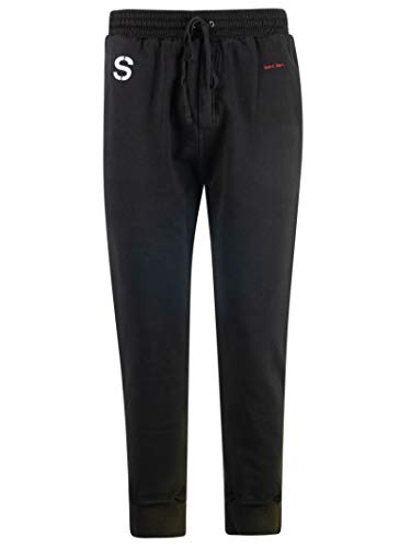 Damir Doma Men's Cf1m0035j1530992 Black Cotton Pants
