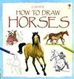 img - for How to Draw Horses (Young Artist) book / textbook / text book