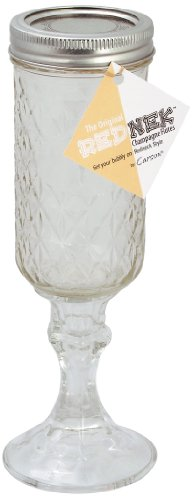 Carson Home Accents The Original Rednek Champagne Flutes, Set of two]()