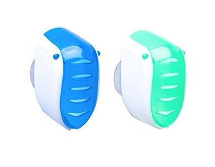 Amazon.com: Evriholder Flip-it Toothbrush Holder, Set of 2, Green & Pink, 1-Pack: Home & Kitchen